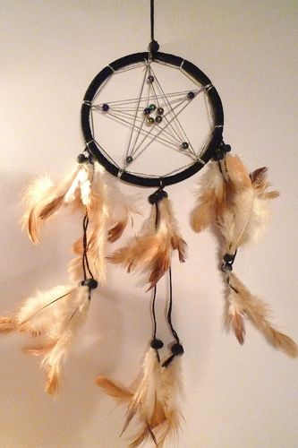 Dreamcatcher Pentacle